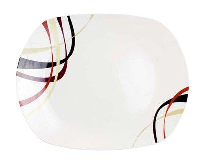 VETRO-PLUS Talíř servírovací square 31 cm cena od 127 Kč