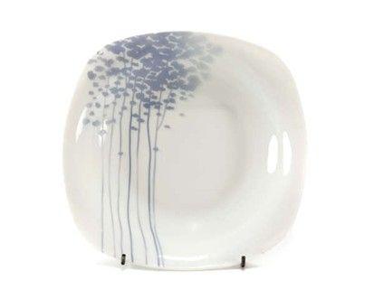 BANQUET talíř hluboký square 22,5 cm Lucille cena od 56 Kč