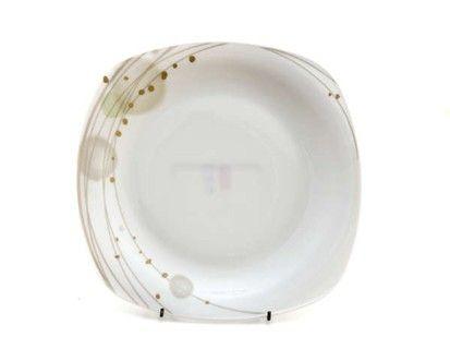 BANQUET talíř dezertní square 21,5 cm Christiana cena od 59 Kč
