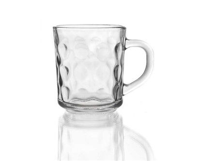 BANQUET 6ti dílná sada skleněných hrnků Bubble cena od 98 Kč