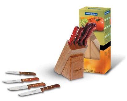 TRAMONTINA 5d sada nožů Pollywood cena od 594 Kč