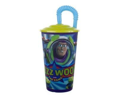 BANQUET pohárek 600 ml s víčkem,Toy Story L cena od 66 Kč