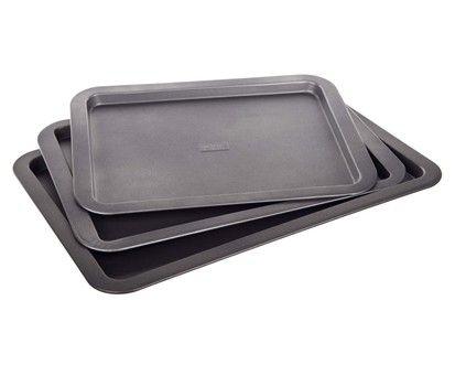 BANQUET 3 dílná sada mělkých plechů Culinaria cena od 239 Kč