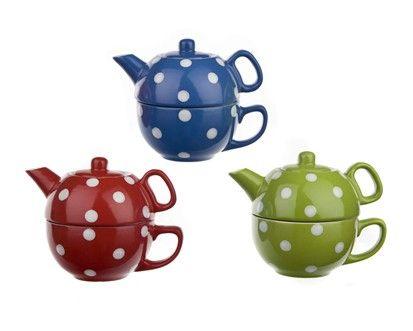 BANQUET 2-dílná čajová sada Puntík assorted cena od 179 Kč