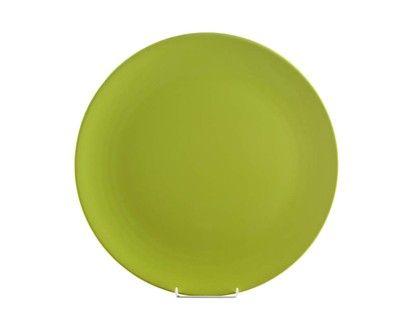 BANQUET talíř servírovací hráškově zelený 32 cm cena od 118 Kč