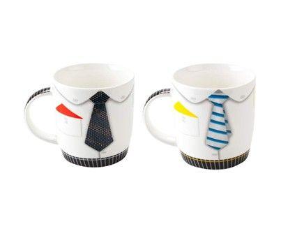 BANQUET Hrnek kravata assorted cena od 55 Kč