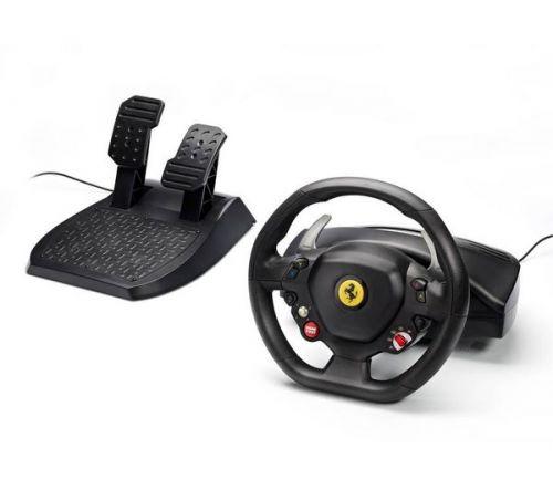 Thrustmaster Ferrari 458 Italia volant pro Xbox 360