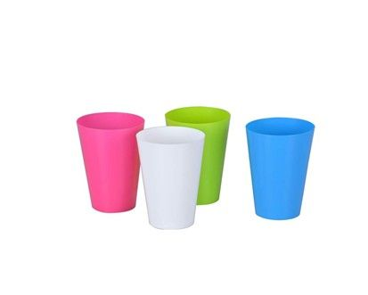 VETRO-PLUS Pohár plastový dia 8,8 cm x 10,5 cm cena od 16 Kč