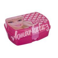 Banquet Barbie Box svačinový cena od 99 Kč