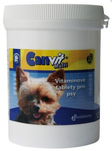 Biofaktory Canvit multi 100 g