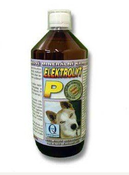 Aquamid Elektrolyt 500 ml