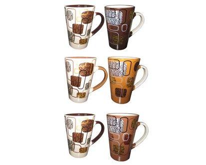 BANQUET OK Coffee ass hrnky cena od 138 Kč