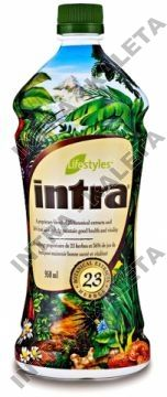 Lifestyles Intra sirup 950 ml