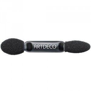 Artdeco Oboustranný aplikátor očních stínů (Eyeshadow Double Applicator for Trio Box)