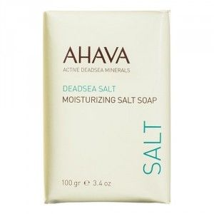 Ahava Hydratační solné mýdlo Deadsea Salt (Moisturizing Salt Soap) 100 g