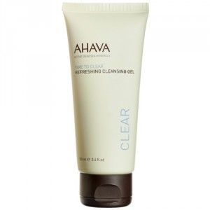 Ahava Osvěžující čisticí gel Time to Clear (Refreshing Cleansing Gel) 100 ml
