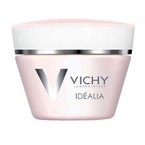 Vichy Vyhlazující a rozjasňující péče pro normální a smíšenou pleť Idéalia (Smoothing and Illuminating Cream) 50 ml