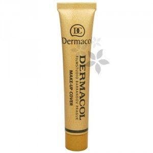 Dermacol Make-up Cover pro jasnou a sjednocenou pleť 30 g Odstín č. 215