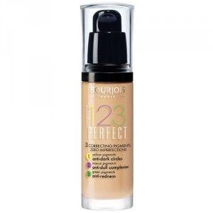Bourjois Make-up pro perfektní pleť SPF 10 (123 Perfect) 30 ml 53 Beige Clair
