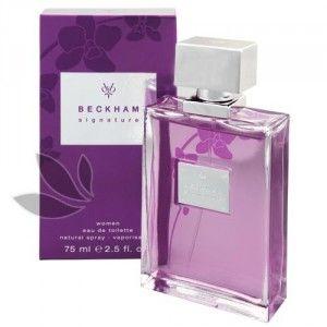 David Beckham Signature For Women - toaletní voda s rozprašovačem 15 ml