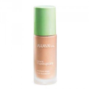 Ahava Minerální make-up pro normální až suchou pleť (Deadsea Algae Rich Foundation) 30 ml Terra