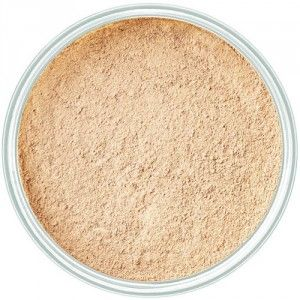 Artdeco Minerální pudrový make-up (Mineral Powder Foundation) 15 g 6 Honey