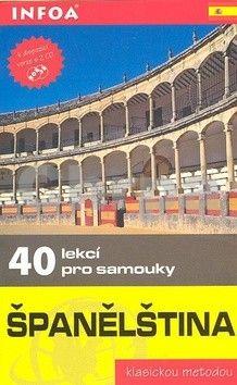 Gerboin Pierre: Španělština 40 lekcí pro samouky cena od 194 Kč