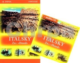 Chiodelli Alessandra: Italsky Zn.: «Ihned» + audio CD cena od 106 Kč