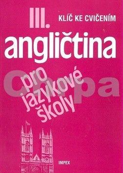Stella Nangonová: Angličtina pro jazykové školy III. cena od 50 Kč