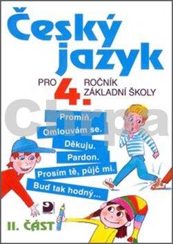 Ludmila Konopková: Český jazyk pro 4.ročník základní školy cena od 76 Kč