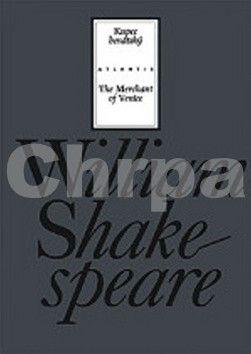 William Shakespeare: Kupec benátský/The Merchant of Venice cena od 250 Kč