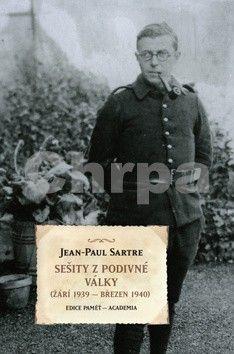 Jean Paul Sartre: Sešity z podivné války cena od 379 Kč