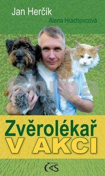 Alena Hrachovcová, Jan Herčík: Zvěrolékař v akci cena od 214 Kč