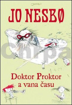 Jo Nesbø: Doktor Proktor a vana času cena od 151 Kč
