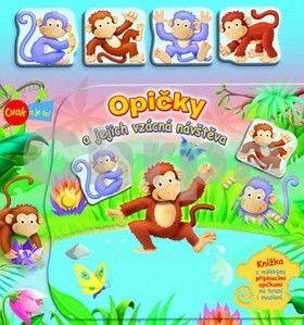 Fortuna Libri Opičky a jejich vzácná návštěva cena od 84 Kč