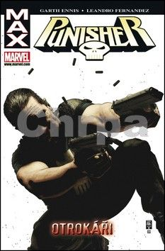 Leandro Fernandez, Garth Ennis: Punisher Max 5 - Otrokáři cena od 279 Kč