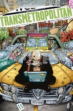Darick Robertson, Warren Ellis: Transmetropolitan 6 - Někdy příště cena od 259 Kč