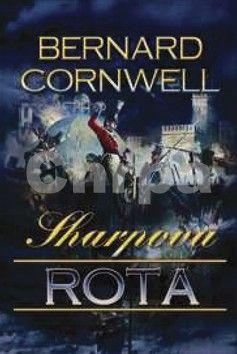 Bernard Cornwell: Sharpova rota cena od 83 Kč