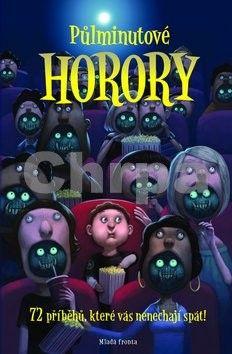 různí autoři: Půlminutové horory - 72 příběhů, které v cena od 0 Kč