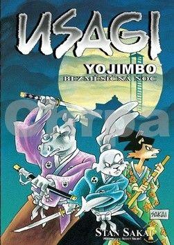 Stan Sakai: Usagi Yojimbo 16: Bezměsíčná noc cena od 152 Kč