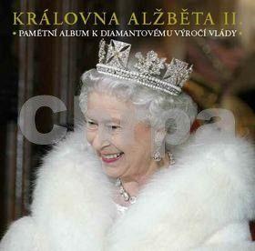 Královna Alžběta II cena od 220 Kč