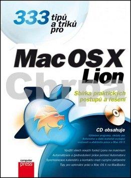 Jan Dobrovský: 333 tipů a triků pro Mac OS X Lion cena od 250 Kč