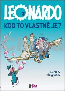 Bob de Groot, Turk: Leonardo 3 - Kdo to vlastně je? cena od 105 Kč