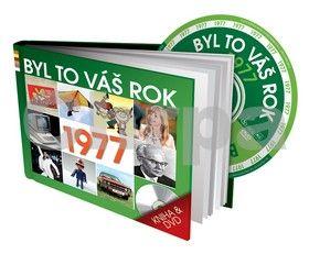 Jaroslav Major: Byl to váš rok 1977 - DVD+kniha cena od 177 Kč