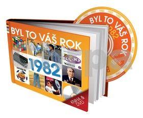 Jaroslav Major: Byl to váš rok 1982 - DVD+kniha cena od 148 Kč