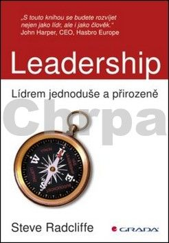 Steve Radcliffe: Leadership - Lídrem jednoduše a přirozeně cena od 191 Kč