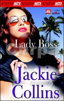Jackie Collins: Lady Boss cena od 89 Kč