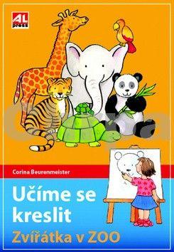 Beurenmeister Corina: Učíme se kreslit Zvířátka v ZOO cena od 163 Kč