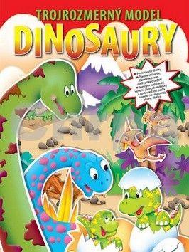 Dinosaury - Trojrozmerný model cena od 74 Kč
