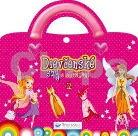 Dievčenské sny o obliekaní - 2. cena od 40 Kč